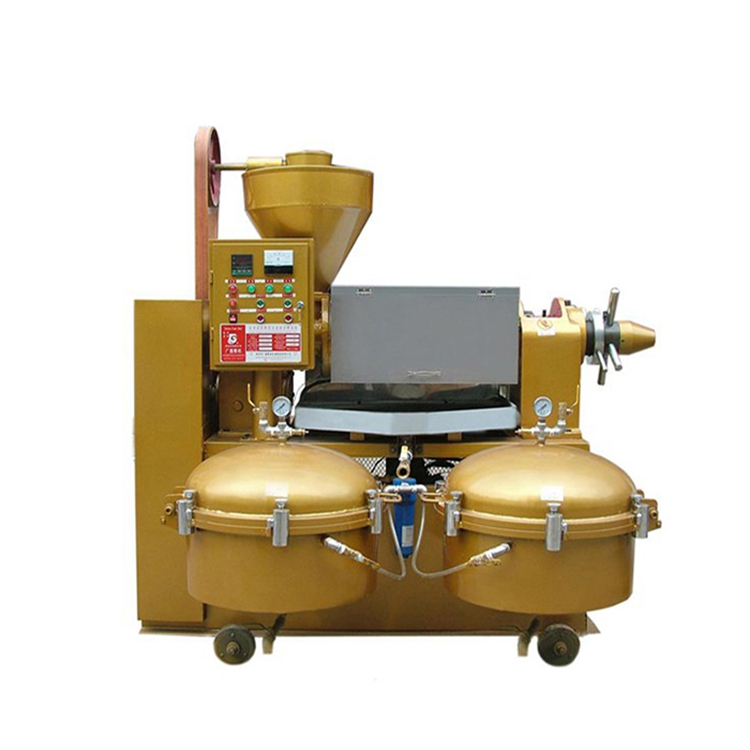 YZLXQ120 with filter combined oil press
