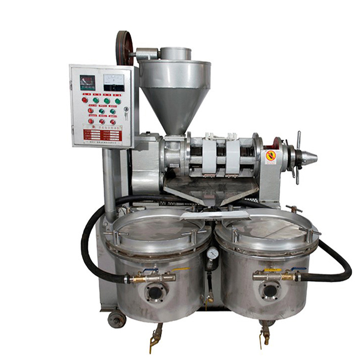 YZYX90WZ with filter combined oil press