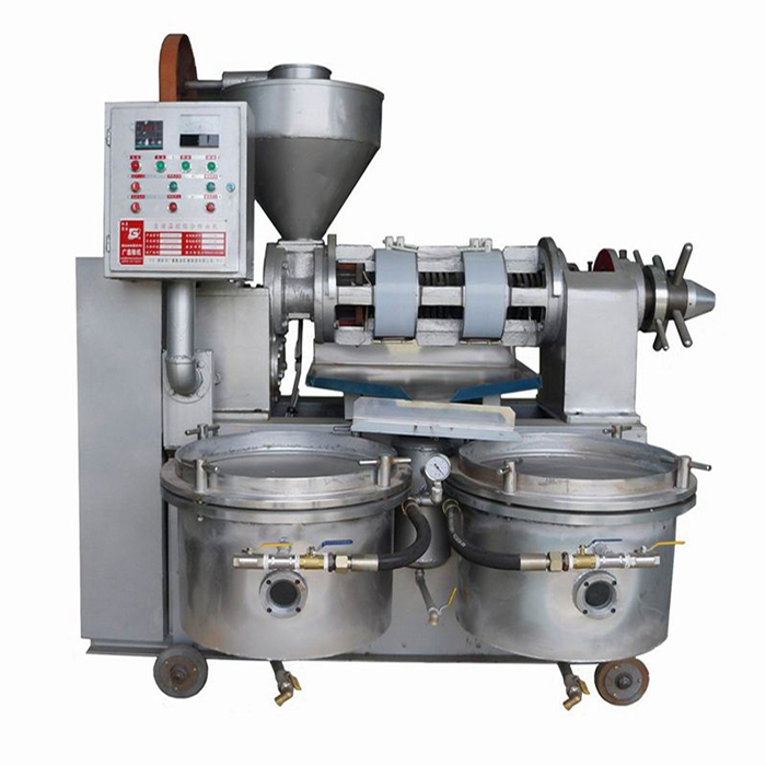 YZYX10-6(8/9)WZ with filter combined oil press